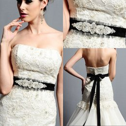 Free Shipping Attractive Crystals Wedding Sashes Rhinestone Bridal Belts Bead Sash Pearls Belt Bridal Accessories