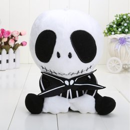 Wholesale 10pcs quot inch cm The Nightmare Before Christmas JACK Plush Toy Retail