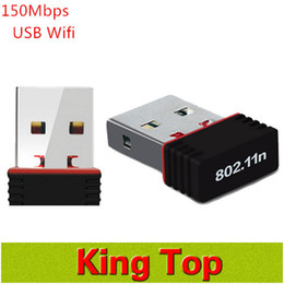Repetidor Wifi Repeater Newest Mini Usb Adapter 150mbps 150m Wireless Network Lan Card 802.11n g b 2.4ghz for Computer Networking 1pcs