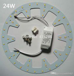 оптовые продажи ультра яркий 5730smd 10Вт 12W 15W 18W 20W 24W магнитные водить круговой панели дисковые светодиодные потолочные светильники LED Techo Lampara от Производители lampara панель