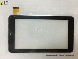 High quality 7 inch Tablet PC Capacitive Touch Screen touch panel digitizer WJ529-V2.0 ZY TOUCH