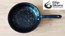 Wholesale Slip Piedra utensilios de cocina antiadherente Fry Pan pulgadas