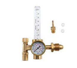 Wholesale New Arrival HTP Argon CO2 Professional Mig Tig Flow meter Regulator Welding Weld For Sale