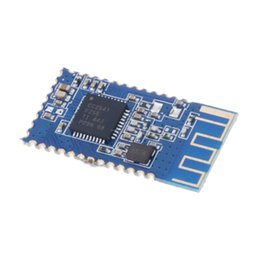 Wholesale New HM CC2541 BLE Bluetooth to UART Transceiver Module with Transparent Serial Port ANCS H12397