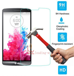Free shipping 50 pcs LOT LG G5 G4 G3 G2 Tempered Glass screen Protector film 9h 0.26mm 2.5D tempered glass for LG G5 ,Without Package