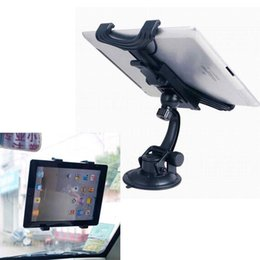 Selljimshop 2015 Universal Car Windshield Mount Holder Stand for iPad 2 3 4 5 Galaxy Tablet PC
