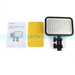Godox LED 126 Lampe torche vidéo pour caméscope appareil photo numérique DV mariage vidéographie photo journalistique tournage de la vidéo à partir de conduit caméra lumière 126 fabricateur