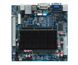 Wholesale HCIPC M4231 ITX HCM25E21A Atom D2550 COM GPIO Mini PCIE SATA Giga LAN PCI LPT VGA DVI DDR3 ATX