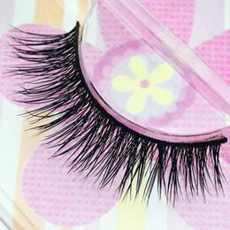 Wholesale 2016 Mink False Eyelashes Eyes Makeup Handmade mink handmade natural Full strip lashes Lashes eyelash manufacturers Beaux Arts promotional