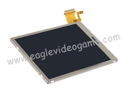 Wholesale-For nintendo for 3ds bottom lcd screen display