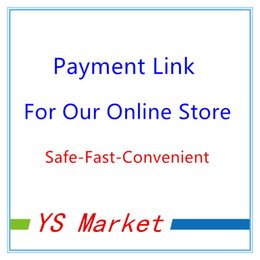 Wholesale Payment Link For Our Online Store Orders