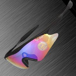 Wholesale-Free shipping, Riding eyewear male Women outside sport windproof sand bicycle sunglasses mountain bike