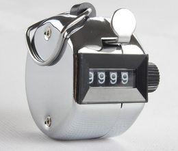 Tally Counter Hand Held Golf comptage course Lap d'inventaire - gros métal Hot Sale arrivée de nouveaux 100pcs / lots à partir de métal rodage fabricateur