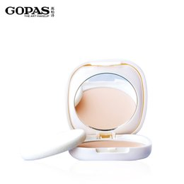 Wholesale GOPAS High Park poetry whitening pearl powder dry powder Oil moisturizing concealer Dingzhuang genuine counter shipping