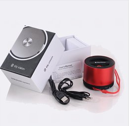 Wholesale Myvision Hot Sale Portable Mini Speakers Bluetooth Speaker for Bicycle Portable Super Bass Mini Audio Bluetooth Speaker N9S