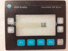 Wholesale New A Allen Bradley PanelView Micro M3A18L1 Membrane Keypad