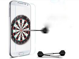 Wholesale Mobile Tempered Glass Screen Protector Cover Film for Samsung Galaxy Mega i9200 Mega I9152 for Samsung Galaxy S5 S4 S3