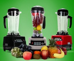 Wholesale 3HP RPM W L BPA free Professional Digital Timer Smoothie Blender Juicer Food Processor Mixer