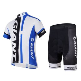 Wholesale Giant Cycling Jerseys cycling clothes Cycling red Short Sleeve clothes Bicycle cheap cycle jerseys cycling jersey