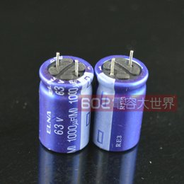 Wholesale 2015 New Supercapacitor Electrolytic Capacitor Amplifier for Elna Capacitor v1000uf uf v Re3