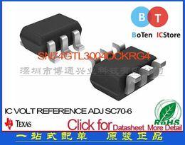 Wholesale SN74GTL3004DCKRG4 IC VOLT REFERENCE ADJ SC70 SN74GTL300 New original