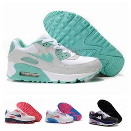 2016 Shoes Run Air Max 2015 New High Quality Air Max 90 Running Shoes Women Running Sneakers 90 Sport Trainers Eur 36-40 Free Shipping