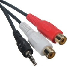 Wholesale Botique mm RCA to USB Audio OGG MP3 WAV Capture Converter Adapter