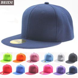 Wholesale 2016 New High Quality Hot Selling Plain Blank Snapback hats black Snapbacks Snap Back Strapback Baseball Caps Hat