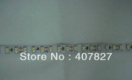 Wholesale Smd3528 Natural White - Wholesale-LED Lamp Strip light 5M Natural White SMD3528-120LED M 600led Non-Waterproof IP33 4500K 5-6 lm LED Decoration For Holiday Room