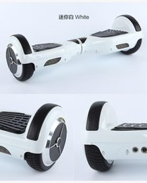 Smart balance wheel Scooter Self Balancing Electric scooter personal transportation electric skateboard 4400mah LG Sumsung normal Battery
