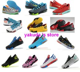 Wholesale New Basketball Shoes Cheap Sale Store Foot Locker Sneakers New KD Shoe Popular Kevin Durant Basketball Shoes on Sale