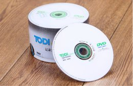 Wholesale Blank Discs Recordable Printable DVD R for DVD Movies TV series DVDR Disc Disk GB X