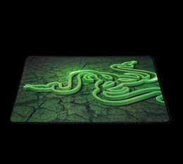 Wholesale 2015 Speed Version mm Gaming Computer Mats OEM Razer Goliathus Gamer Soft Mouse pads DOTA2 league of legend