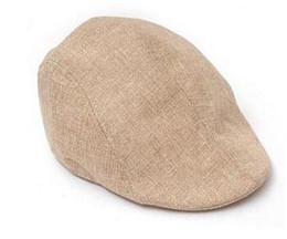 2015 Brand Hat Golf Driving Sun Flat Cabbie Newsboy Hat Visors New Fashion Men Women Duckbill Cap
