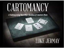 Wholesale Cartomancy by Luke Jermay magic PDF download magic send fast really