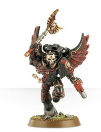 Wholesale P Blood Angels Chaplain With Jump Pack