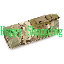 Wholesale new tactical molle pouch bag accessories small talkie radio tools attach bag Multicam