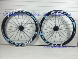 Wholesale FFWD Durable Alloy Brake Surface wheelset wheels with Aluminum brake full carbon road bike wheel C Powerway R36 straight pull hub