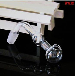 Wholesale Glass products bong accessories double ball curved pot hookah accessories large better