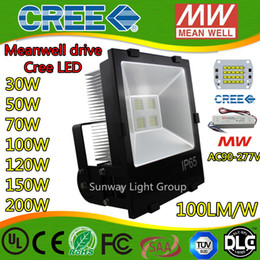 Wholesale hot new products for IP65 approved outdoor ul saa led light w w w w w w w led floodlight Meanwell drive