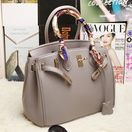 Wholesale Designer women handbags All Cow Leather Bags Durable Top End Quality cm