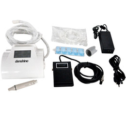 Wholesale Quality Guaranteed CE Approved Dental descaler Touch Screen Dental Ultrasonic Scaler By Registered Air Mail