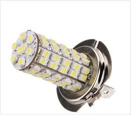 Wholesale 10PCS H7 SMD LED LED White Xenon Car Auto Headlight Bulb Fog Lights Lamp For DC V