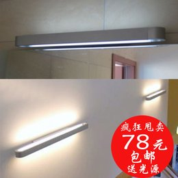 Wholesale Quality fashion modern led wall lighting bathroom mirror cabinet mirror wall lamp hanging wire lamps Multiple specifications