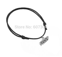 Wholesale fashion a alloy antique silver marching band charm bracelet jewelry