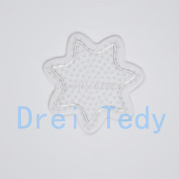 Wholesale-PegBoards Flower for 5mm Perler Beads Hama Beads Fused Beads