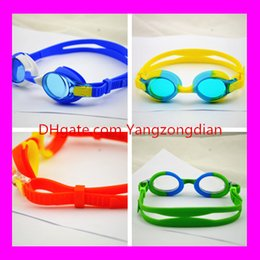 AF-700 Kids Children Swimming Glasses Goggles Waterproof Anti-fog Uv Protection Silicone Swimming Glasses Hot Sale Swimming Equipment