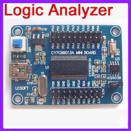 Wholesale EZ USB FX2LP CY7C68013A USB Core Board Development Board Logic Analyzer
