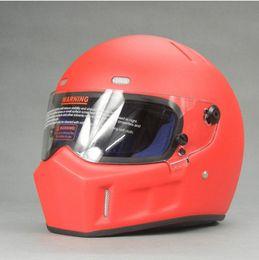 Wholesale Free shopping StarWars ATV helmet Best Sales Safety Motorcycle Helmets Simpson same model