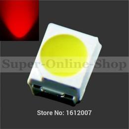 Wholesale 1000 W Red SMD SMT LED Lamp Bead LM SMD LED Beads LED Chip nm DC V for All Kinds of LED Light